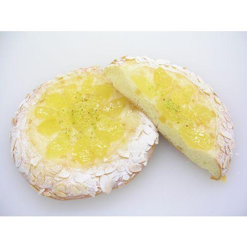 果肉りんごのマスカルポーネチーズタルト