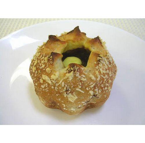 クルミカレーパン